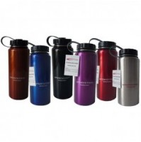 Sportztrek Stainless Steel Water Bottle