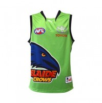 AFL Adelaide Crows 2014 Training Jumper - Green