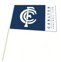AFL Carlton Blues Flag - Large