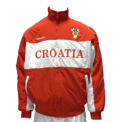 Croatia Supporters Jacket