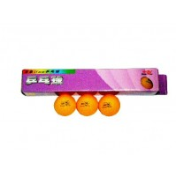 Doublefish Table Tennis Ball - 6 Pack