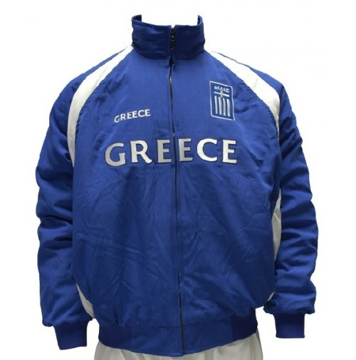 Greece Supporters Jacket