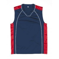 JB Mens Team Basketball Singlets
