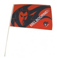 Melbourne Demons Flag - Large