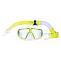 Mirage Tropic Adult Mask and Snorkel Set