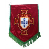 Portugal Soccer Pennant