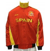 Spain Supporters Jacket