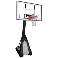 "Spalding 60"" Beast Basketball System"