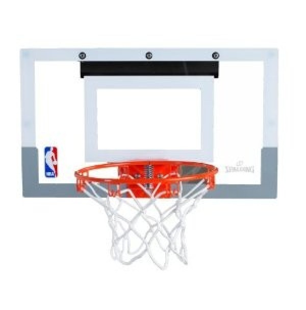 Spalding NBA Slam Jam Basketball Mini Hoop