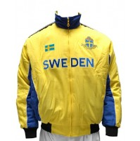 Sweden Supporters Jacket