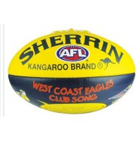 AFL WCE Club Song Football