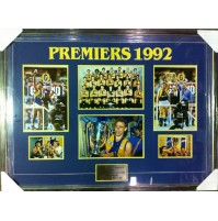 West Coast Eagles Premiers 1992