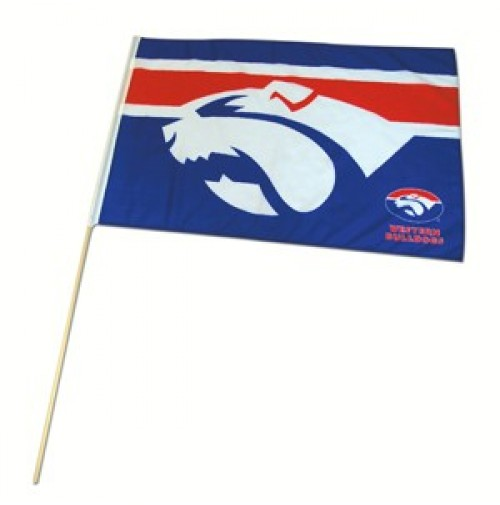 Western Bulldogs Flag -Large