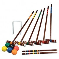 Franklin Recreational 6 Player Croquet Set
