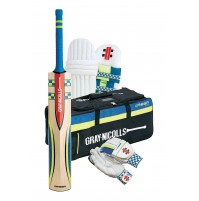 Gray Nicolls Omega Strike Junior Set - Left Hand