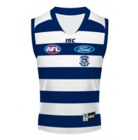AFL Geelong Cats Home Guernsey 2014 JNR
