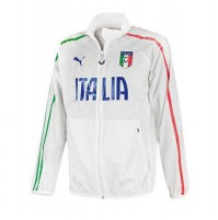 Puma Football Walk-Out Jacket - Italy