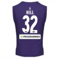 AFL Fremantle Dockers 2014 Guernsey SNR - #32 Hill