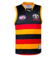 AFL Adelaide Crows 2013 On-Field Home Guernsey