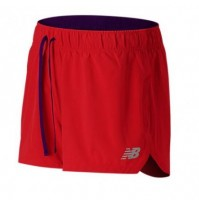 New Balance Ultra Short Cerise Ladies - Red