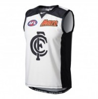 AFL Carlton Blues 2014 Away Guernsey