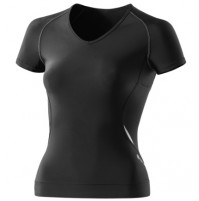 Skins Women's A400 Short Sleeve Top