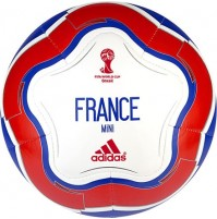 Adidas Capitano France Soccer Ball