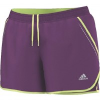 Adidas Sequencials CC Run Short - Purple