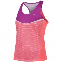 Saucony Ignite Singlet - Pink/Purple