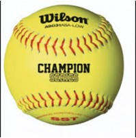 "Wilson 12"" ASA Champion Series Softball"