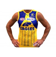 AFL WCE 30 Year Youth Guernsey