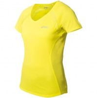 Asics Elite Tee II - Yellow