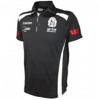 AFL Collingwood Media Polo 2013