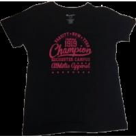 Champion Singwriter Crew Tee - Black