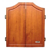 One80 Wood Gable Cabinet
