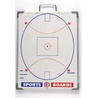 AFL Coaches Whiteboard Pro - 36x36cm