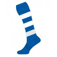 Sekem Football Socks - Royal/White