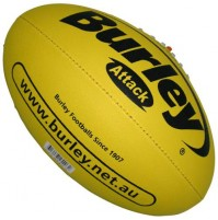 Burley Attack Football - Size 4