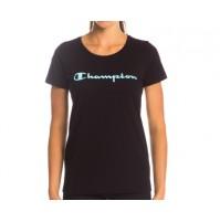 Champion Iconic Script Tee - Black