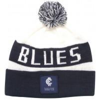 AFL Carlton Blues Beanie