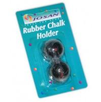 Josan Rubber Chalk Holder 2 pack