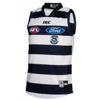 AFL Geelong Cats 2015 Youth Home Guernsey