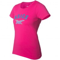 Asics Athletic Tee - Pink