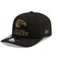 AFL New Era WCE 9FIFTY Snapback
