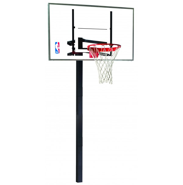 "Spalding 54"" Acrylic (137cm) In Ground System"