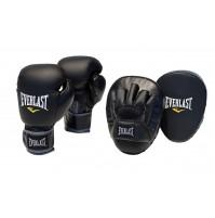 Everlast Glove & Mitt Combo JNR