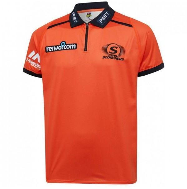 Perth Scorchers BBL Men's Media Polo 19/20