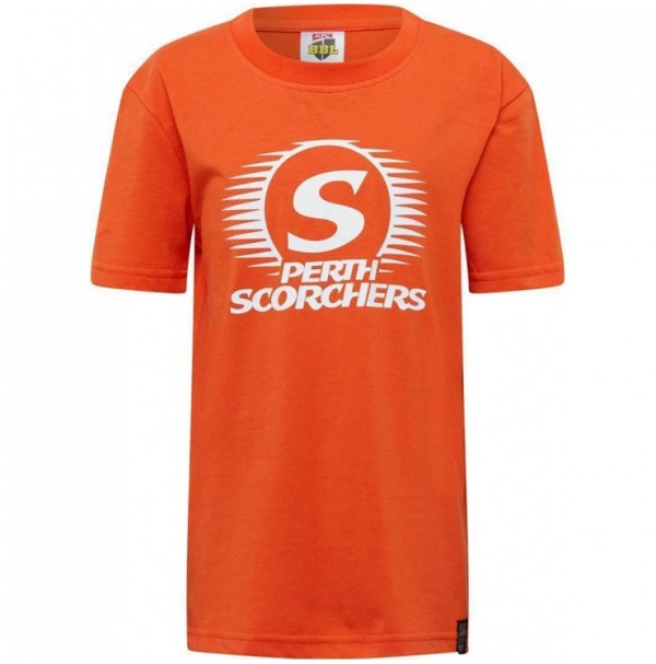 Perth Scorchers BBL Youth Logo Tee 19/20