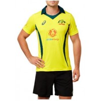 Asics Cricket AUS 18 ODI Replica Home Shirt