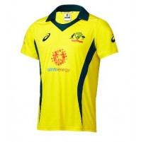 Asics Cricket AUS 18 ODI Replica Home Shirt - Yth